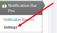 Notification Bar Plugin 20