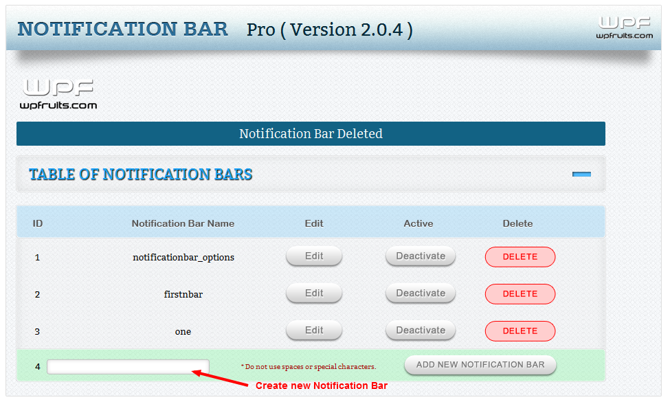 Notification Bar Plugin 10