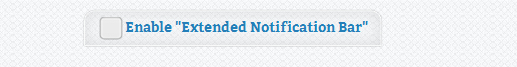 Notification Bar Plugin 15